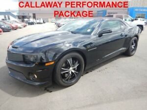 2010 Chevrolet Camaro Calloway Performance Pkg 2SS   Leather Sea