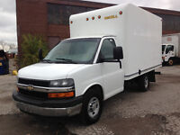2012 Chevrolet Express 12 FT+RAMP+SIDE DOOR Other