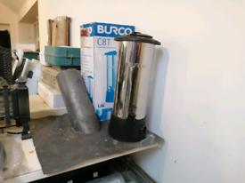 Burco water boiler for tea etc.