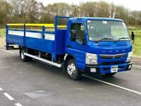 2016 66 MITSUBISHI FUSO CANTER 3.0 7C15 * 21ft 6in Dropside *Ideal Scaffold