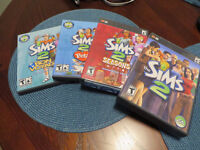 SIMS 2 with expansion packs