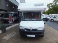 CI Riviera 171 four berth motorhome for sale