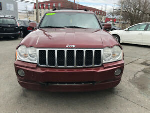 Jeep Grand Cherokee 4WD Overland DIESEL!- CHEAPEST IN CANADA!