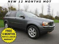 VOLVO XC90 2.4 D5 S.E ** 7 SEATER ** 4WD ** F.S.H ** LOW TAX **