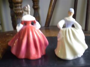 Royal Doulton Figurines-Southern Belle-HN3174&Fair Lady-HN3216 Kitchener / Waterloo Kitchener Area image 3