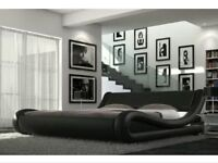 Italian Style King Size Bed