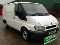 2006 Ford TRANSIT 280S Manual Panel Van
