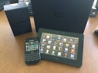 Blackberry Bold 9790 + Blackberry Playbook 64gb - BOXED