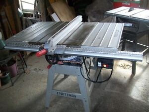 Professional Grade Table Saw