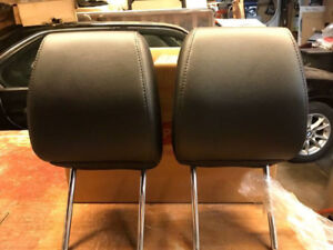 Leather Head Rests