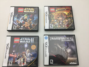 Various DS Games for Sale