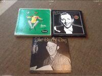 """Vinyl 12"""" Bing Crosby LP's £3 EACH"""