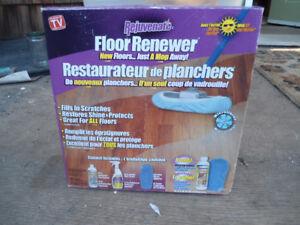 Floor Renewer Kit by Rejeuvenate