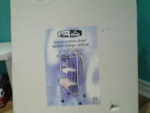 Tower Clothes Dryer