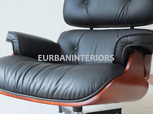 !!Exceptional High Quality Eames Lounge Set Replica!!