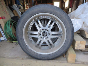 "22"" Rims from 2009 Ford F150"