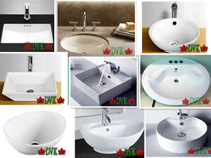 Up to 60% Off Bathroom Sinks For Summer Sale Start from $29