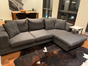 Sofa/Sectional Couch (Divan sectionnel)