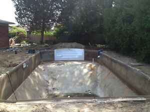 Swimming pool liners and installation London Ontario image 4
