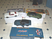 Diecast 1/18th Model Car Collection