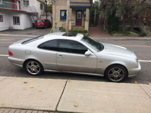 1998 CLK 320 AMG Package Low KM