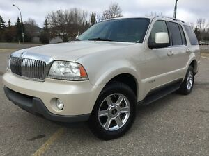2005 Lincoln Aviator Fully Loaded SUV, Crossover