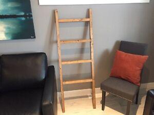 Throw ladder