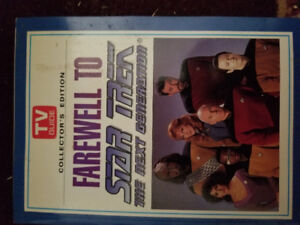 Collector's Edition TV Guide Farewell to Star Trek TNG 1994