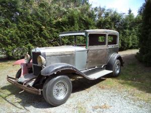 1929 Chev Tudor 2 Dr