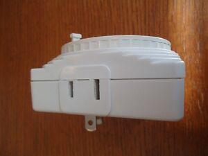 Single-Outlet 24-Hour Indoor Timer with Multiple Settings West Island Greater Montréal image 2