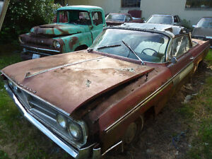 LAST CHANCE! RARE 1962 OLDS STARFIRE CONVERTIBLE