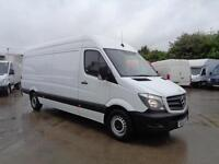 MERCEDES-BENZ SPRINTER 2.1TD | 316 CDi | LWB | 1 OWNER | NEW SHAPE | 2014 MODEL
