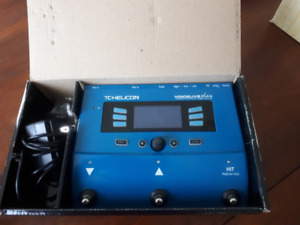 TC-Helicon Voicelive Play Vocal Harmony And Effects Pedal