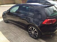 VW GOLF TDI GT 2013(63), Still under Volkswagen warranty, low mileage