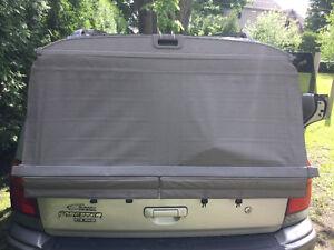 Cache-bagage Subaru Forester