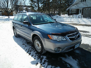 2008 Subaru Outback Manual Transmission!!!