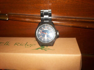 ROOTS SOLAR DRIVE WATCH