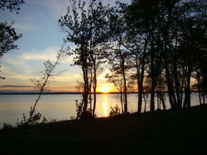 GORGEOUS WATERFRONT RV  LOTS TO LEASE ON GRAND LAKE HIGH & DRY