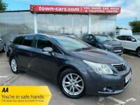 2011 Toyota Avensis VALVEMATIC TR ESTATE ESTATE LOCAL OWNER FULL SERVICE HISTORY