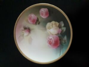 Genuine RS Germany Collector Plate 1910-1945