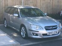 2007 '07' Subaru Legacy 2.0 RE Auto Sports Tourer, 5 Door, Petrol, AWD, 4WD.