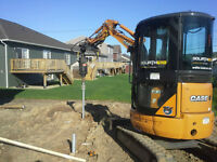 Screw Piling & Excavation