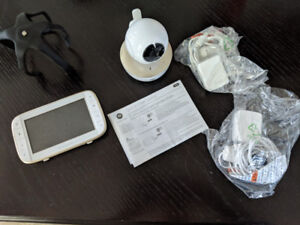 Motorola Baby Cam with WiFi
