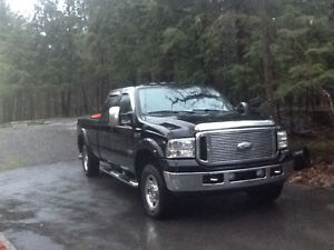 2007 Ford F-250 Camion super duty diesel