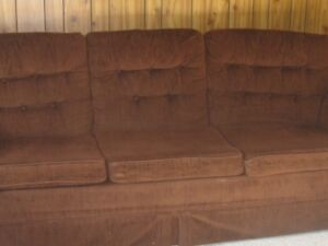 SOFA...WILL SEAT 4 COMFORTABLY