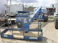 BAILIFF SEIZURE AUCTION  2005 GENIE BOOM LIFT
