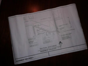 BUILDING PERMIT DRAWINGS - BCIN