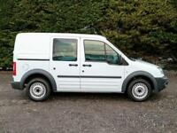 2013 (63) FORD CONNECT T220 SWB 5 SEAT CREW CAB VAN / COMBI 1.8TDCI, Small