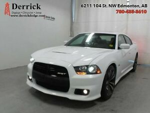2014 Dodge Charger SRT Low Milge 6.4L Hemi Nav Sunroof $289 B/W
