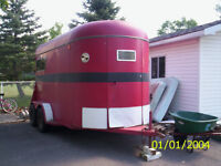 Maplelawn 2 Horse Trailer for Sale